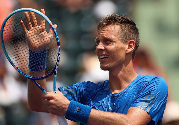 Berdych Beats Back Gasquet Challenge in Miami