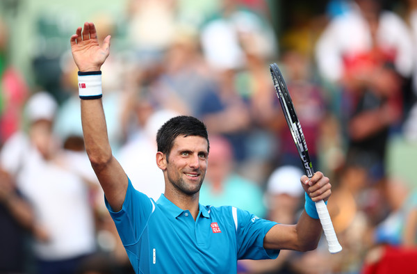 Watch: Djokovic on Secrets To Return