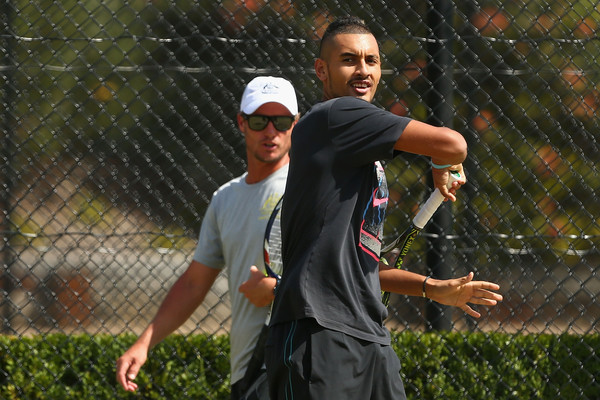Kyrgios: Canadians Better Supporters Than Australians