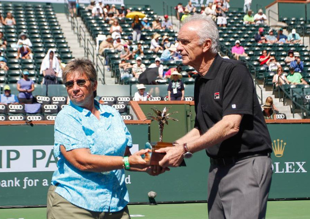 Moore Steps Down as Indian Wells CEO