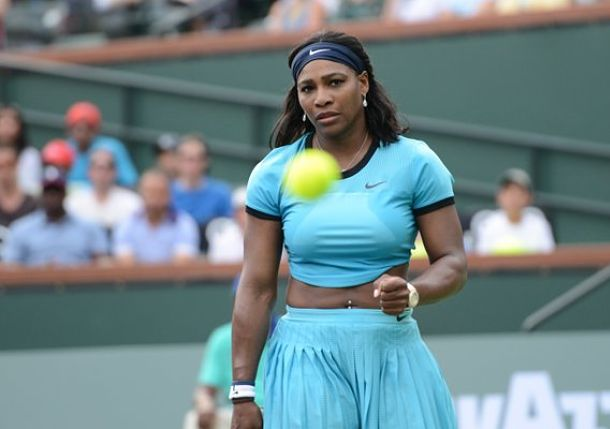 Williams, Halep Set to Battle in Indian Wells Quarterfinals