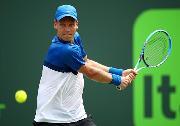 Berdych Pulls the Plug on 2017 Joining Many other Top Stars