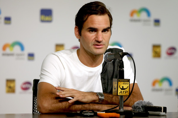 Federer to Play Madrid Masters
