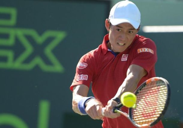 Nishikori Survives Miami Epic with Monfils