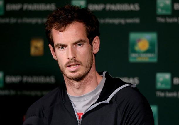Biofile Q & A: Andy Murray