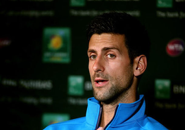Djokovic Calls for Better Communication between WADA and Players