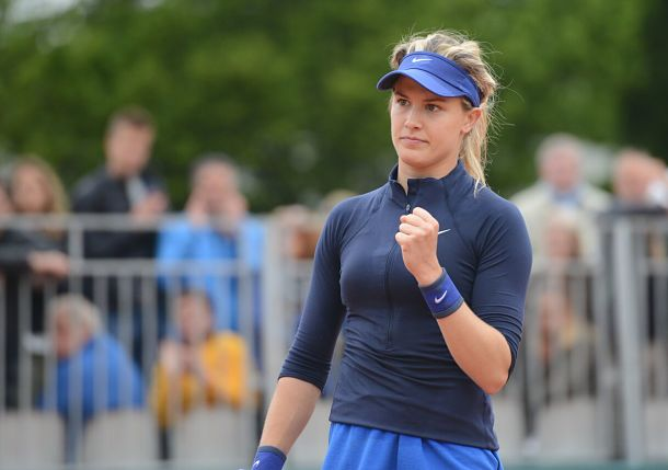 Bouchard Talks Openly about Pressure, Weight Loss and Expectations
