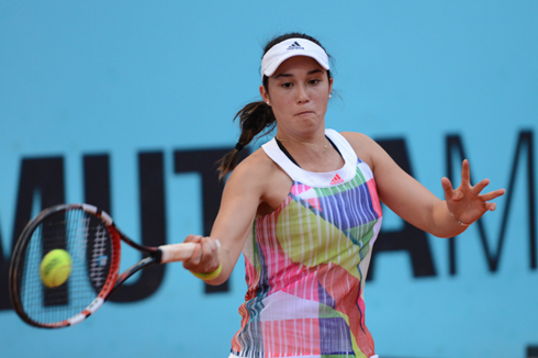 Chirico Continues Dream Run into Madrid Semifinals