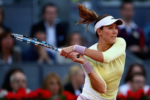 Muguruza Latest Top Seed to Fall in Madrid