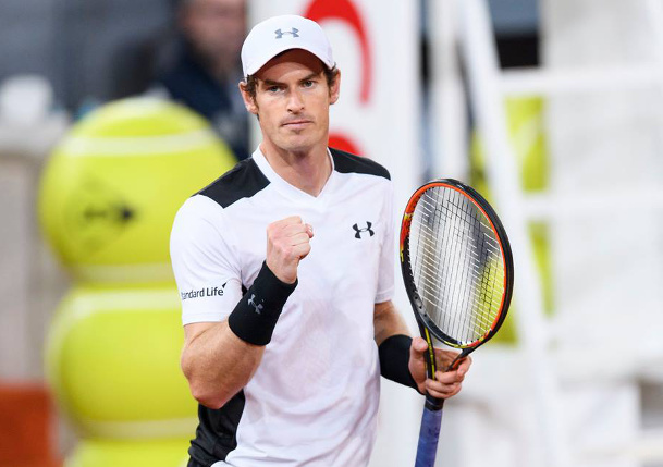 Murray Takes Video View Into Madrid Semifinals