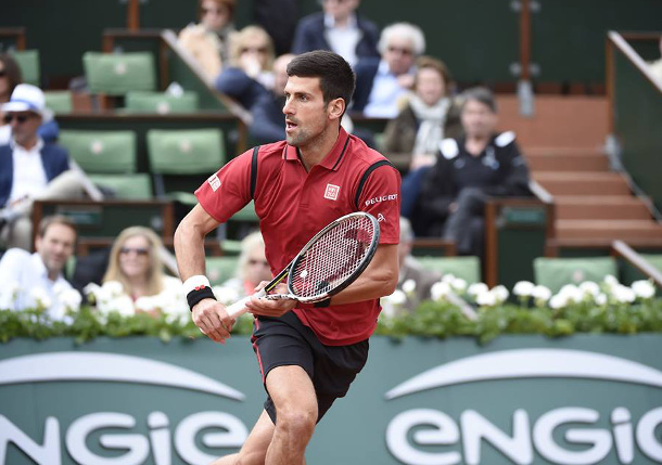 Djokovic Rolls Into Round Three Aiming To Shake Rust