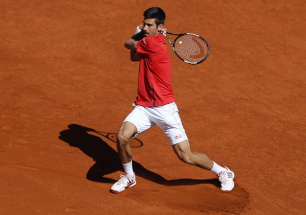 Djokovic Tops Coric, First Madrid Win Since 2013