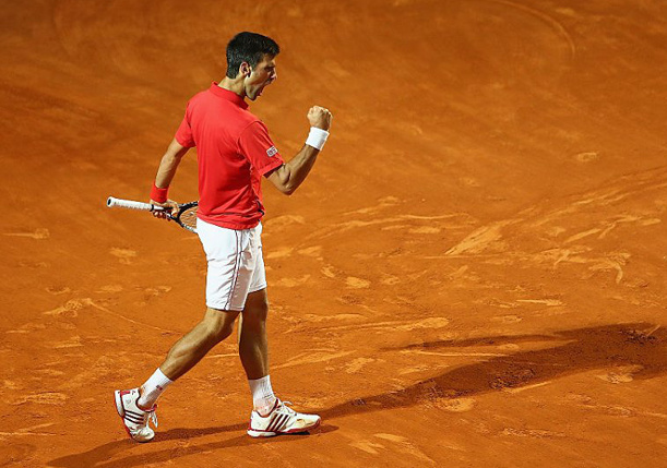 Djokovic Fights Off Nadal In Rome Thriller