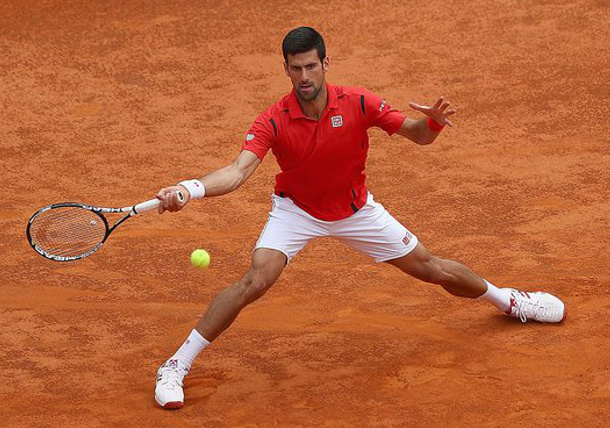 Djokovic Rallies Past Bellucci, Will Face Nadal in Rome Quarters