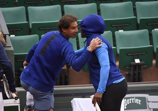 What to Watch: Serena, Rafa Return on Day 3 in Paris