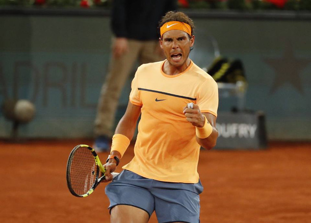 Nadal Passes Test, Sets Up Semi With Murray