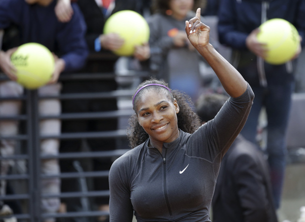 Serena Williams out of Wuhan and China Open with Shoulder Injury