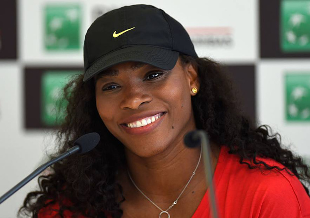 Watch: Serena's Rome Return