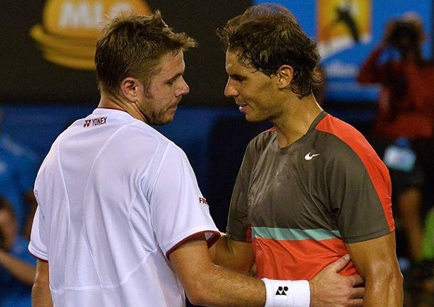 Wawrinka: Nadal's Injury No Big Secret
