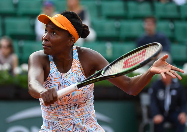 Venus Quiets Cornet, Will Face Bacsinszky Next