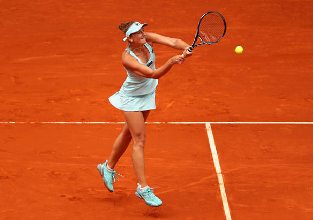 Azarenka Stunned by Begu in Rome