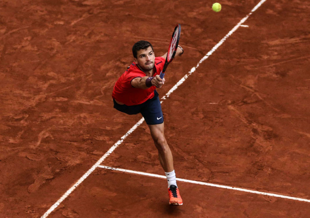 Dimitrov: Meltdown Felt Like A Kite In A Perfect Storm