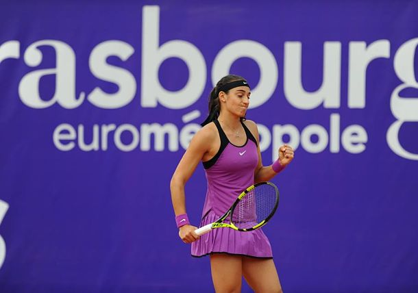 Garcia to Face Lucic-Baroni in Strasbourg Final