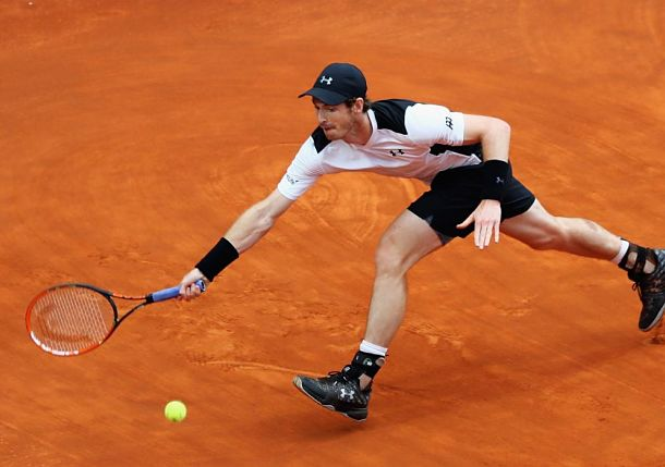 Birthday Boy Murray Rules in Rome
