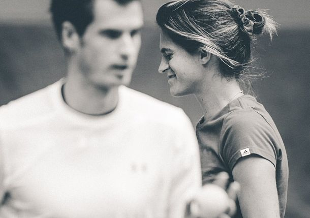 Murray Denies that On-Court Behavior Led to Split with Mauresmo