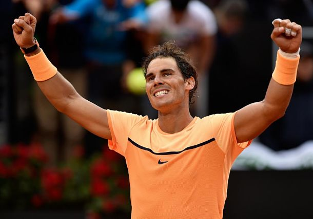 Nadal Guts out a Win and a Taste of Revenge