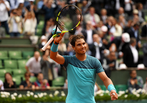 Fast and Furious Nadal into Round Three