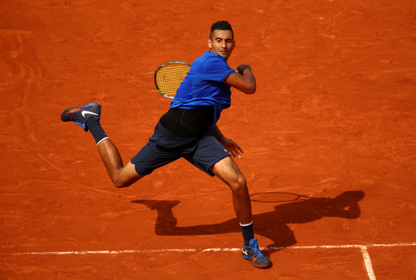 Nick Kyrgios Handed Largest French Open Fine in Week One