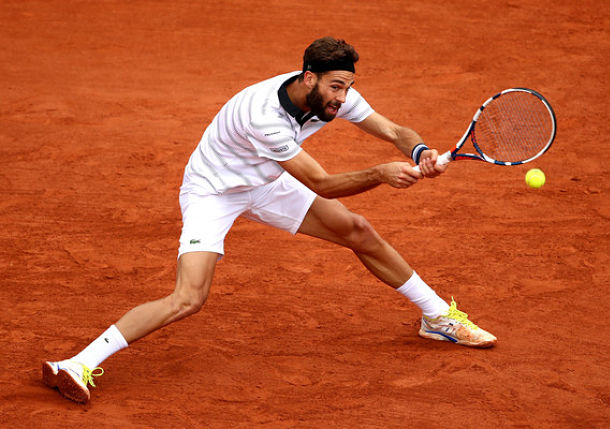 Paire Battles Past Albot in Five
