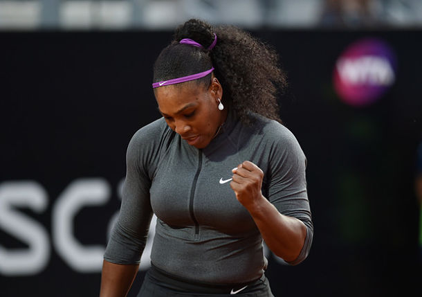 Shaky then Steady, Williams Advances in Rome