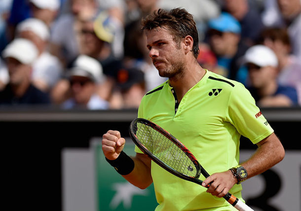 Wawrinka Expresses Disappointment about Norman and Trepidation about Knee