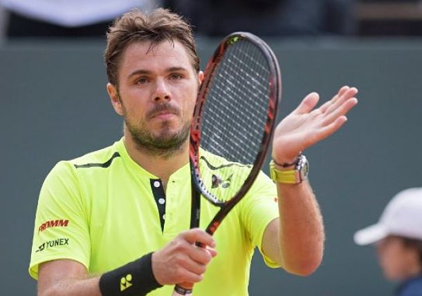 Wawrinka Has His Head in Paris Now