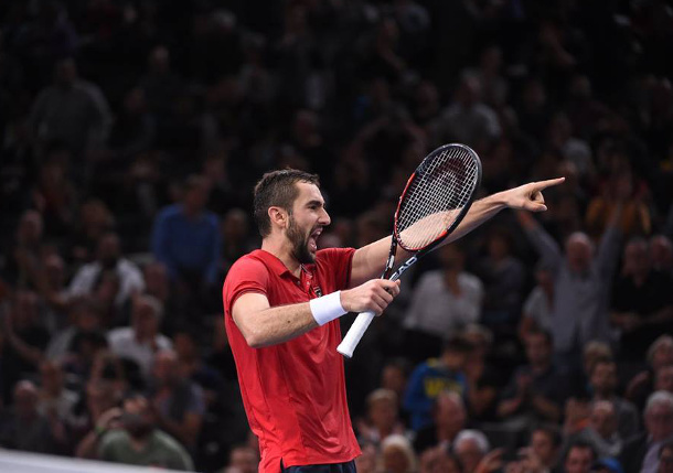 Cilic Shocks Djokovic, Murray Closes In On No. 1