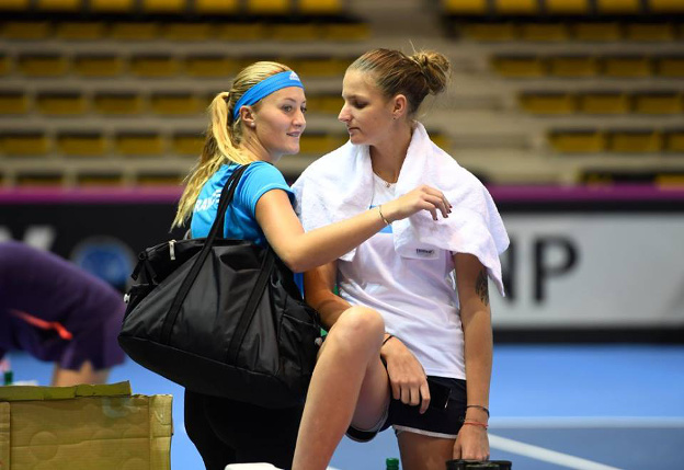 Fed Cup Final Draw and Story Lines