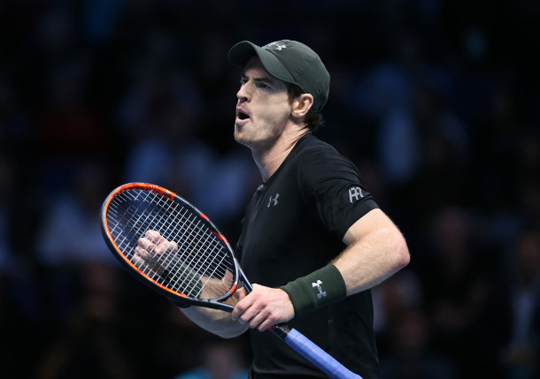 Murray Saves Match Point, Edges Raonic in Epic Thriller