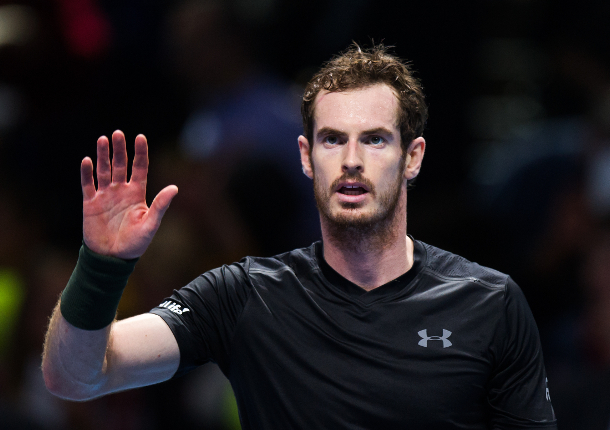 Murray Grinds Down Nishikori in London