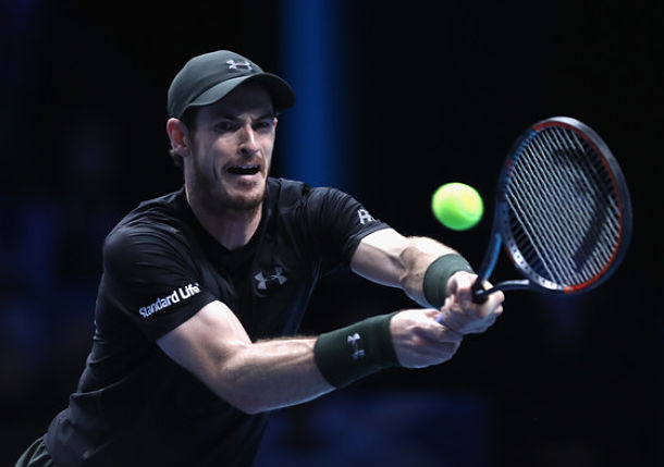 Murray off to a Flyer in London
