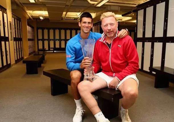 Novak: Becker Can Count on Me