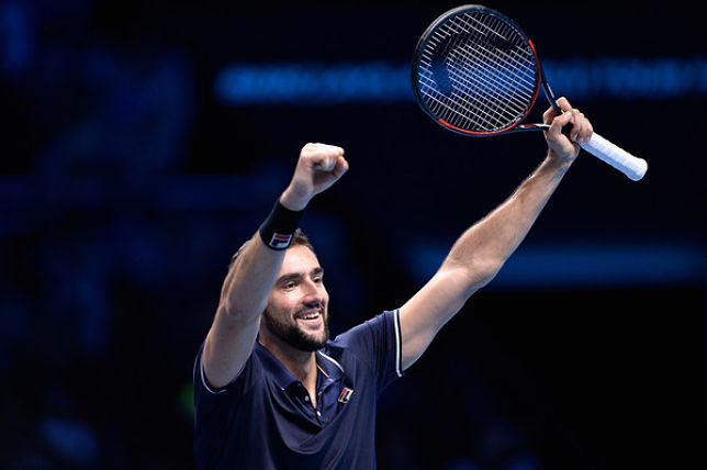 Cilic Defeats Delbonis to Give Croatia 1-0 Lead