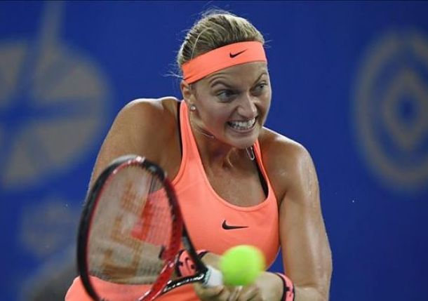 Kvitova, Svitolina to Square off for Zhuhai Title