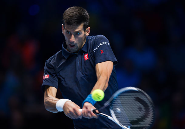 Djokovic Qualifes for Semi with Win over Raonic