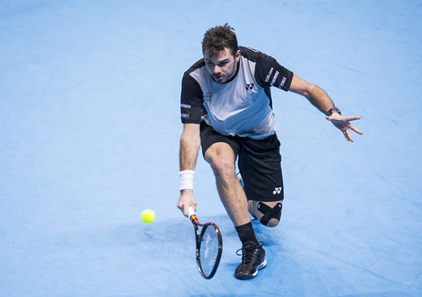 Wawrinka Keeps Hope Alive in London