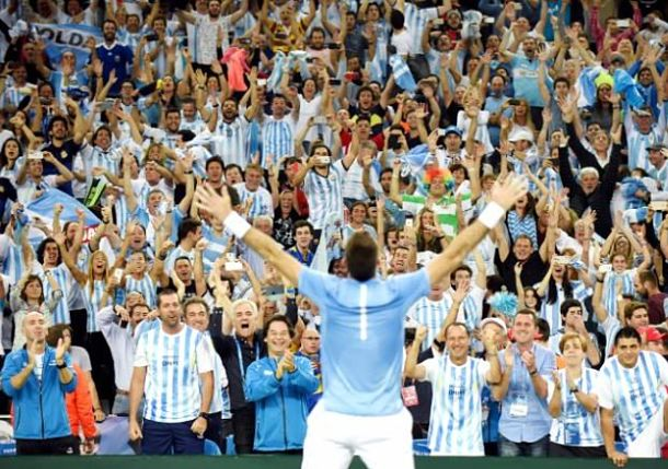 A Long Awaited Triumph for Argentina at Davis Cup