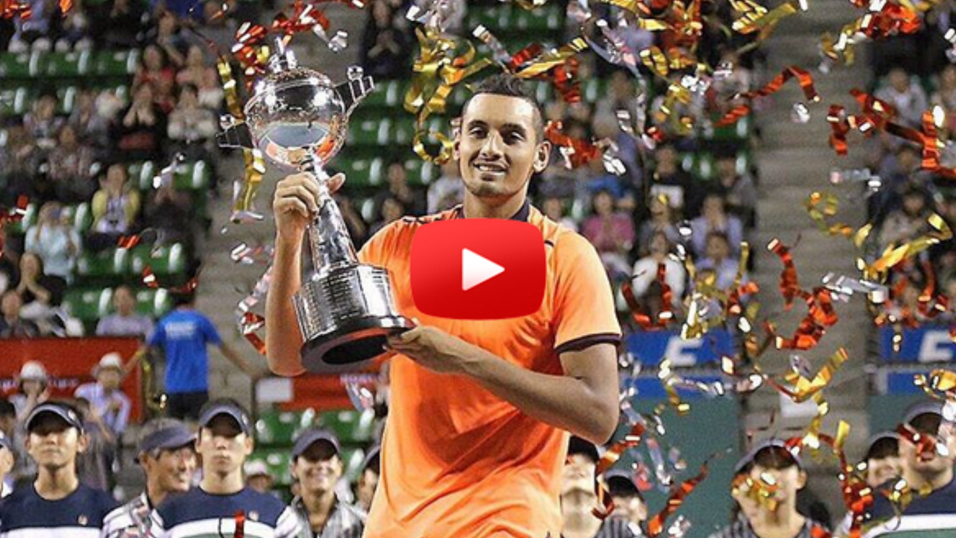 ATP Fines Nick Kyrgios For Tanking in Shanghai-Novak Djokovic Reacts
