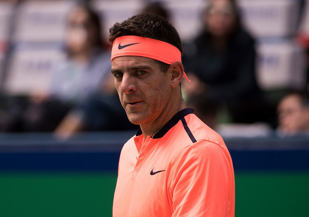 Del Potro, Nishikori Advance in Basel