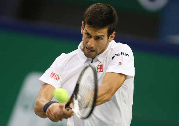 Djokovic, Murray Move Closer To Shanghai Showdown